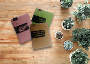 Calendars, Notebooks & Wrapping Paper